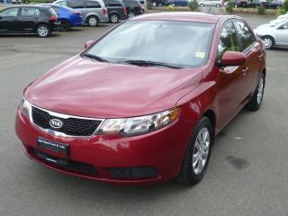 Used 2011 Kia Forte LX for sale in Parksville, BC