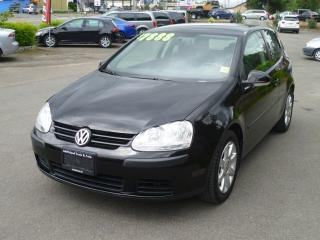 Used 2008 Volkswagen Rabbit Trendline for sale in Parksville, BC