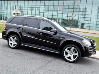 Used 2012 Mercedes-Benz GL350  AMG NAVI REARCAM DUAL DVD RUNNING BOARDS for sale in Scarborough, ON