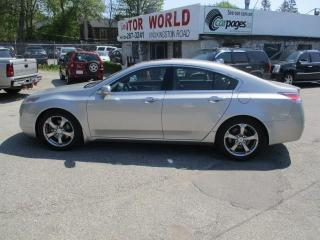 Used 2009 Acura TL SH for sale in Scarborough, ON