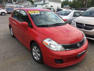 Used 2010 Nissan Versa 1.8 SL for sale in St Catharines, ON