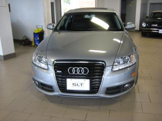 Used 2010 Audi A6 3.0L Special Edition w/Nav for sale in Markham, ON