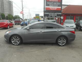 Used 2011 Hyundai Sonata Limited w/Nav for sale in Scarborough, ON