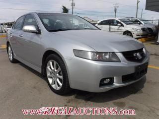 Used 2008 Acura TSX  4D SEDAN 2.4L for sale in Calgary, AB