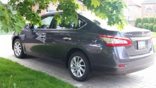 Used 2015 Nissan Sentra SV for sale in Concord, ON