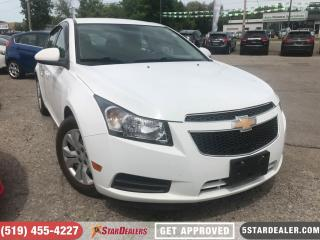 Used 2014 Chevrolet Cruze 1LT | CAR LOANS FOR ALL CREDIT for sale in London, ON