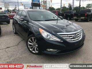 Used 2013 Hyundai Sonata 2.0T Limited | NAV | LEATHER | CM | PANO ROOF for sale in London, ON