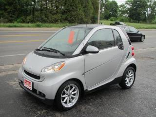 Used 2008 Smart fortwo Pure for sale in Brockville, ON