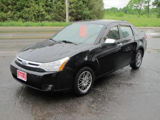 Used 2011 Ford Focus SE SEDAN for sale in Brockville, ON