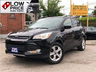 Used 2014 Ford Escape 4WD*Leather*PanoRoof*Navi*Cam*FullOpti* for sale in York, ON