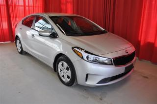 Used 2018 Kia Forte LX, AIR CONDITIONING, BLUETOOTH for sale in Listowel, ON