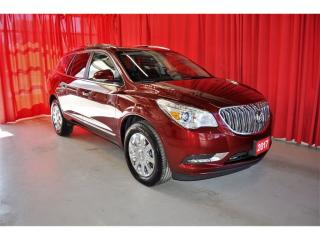 Used 2017 Buick Enclave Leather   FWD   Navigation   Sunroof   7 Passenger for sale in Listowel, ON