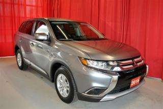 Used 2016 Mitsubishi Outlander ES for sale in Listowel, ON