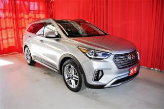 Used 2017 Hyundai Santa Fe XL Limited for sale in Listowel, ON