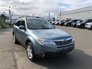 Used 2009 Subaru Forester AWD for sale in Langley, BC