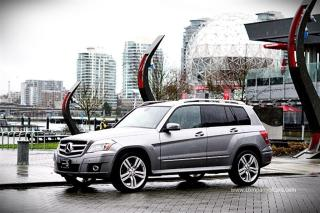 Used 2011 Mercedes-Benz GLK-Class GLK350 4MATIC for sale in Burnaby, BC