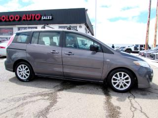 Used 2008 Mazda MAZDA5 GS AUTOMATIC ALLOYS CERTIFIED 2 YEARS WARRANTY for sale in Milton, ON