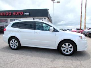 Used 2010 Subaru Tribeca Limited AWD DVD CAMERA CERTIFIED 2YR WARRANTY for sale in Milton, ON