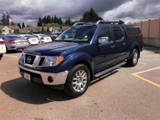 Used 2011 Nissan Frontier SL for sale in Surrey, BC