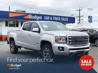 Used 2017 GMC Canyon Crew Cab, Super Clean, Bluetooth, 4x4 for sale in Vancouver, BC