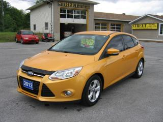 Used 2012 Ford Focus SE 5Door for sale in Smiths Falls, ON