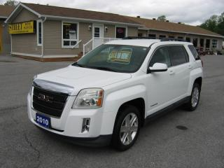 Used 2010 GMC Terrain SLE - 2 for sale in Smiths Falls, ON