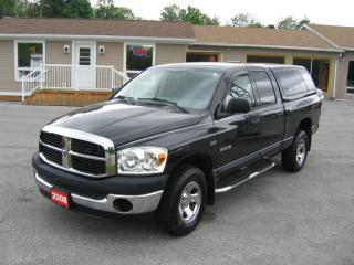 Used 2008 Dodge Ram 1500 SXT Quad Cab 4x4 5.7L  Hemi for sale in Smiths Falls, ON