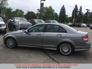 Used 2010 Mercedes-Benz C250 | 4MATIC | SUNROOF | BLUETOOTH for sale in Kitchener, ON