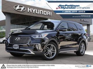 Used 2017 Hyundai Santa Fe XL Limited AWD for sale in Surrey, BC