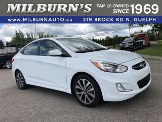 Used 2017 Hyundai Accent GL/ Sport Apperance Pkg for sale in Guelph, ON