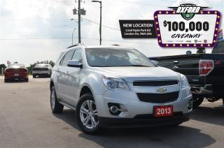 Used 2013 Chevrolet Equinox LT - Remote Start, GPS, Sunroof, Pwr Rear Hatch for sale in London, ON