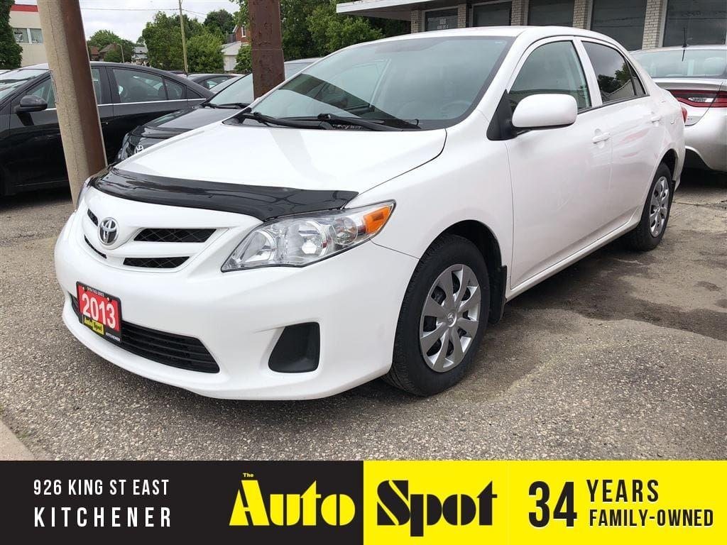 Used 2013 Toyota Corolla LE/LOW, LOW KMS!/PRICED-QUICK SALE! for ...