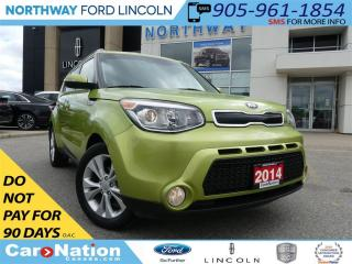 Used 2014 Kia Soul EX+ | REAR CAMERA | HEATED SEATS | BLUETOOTH | for sale in Brantford, ON