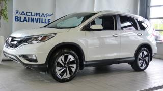 Used 2015 Honda CR-V TOURING ** AWD ** for sale in Blainville, QC