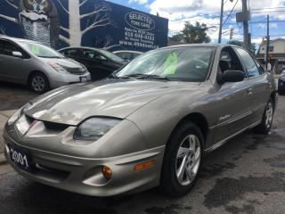 Used 2001 Pontiac Sunfire SLX for sale in Scarborough, ON