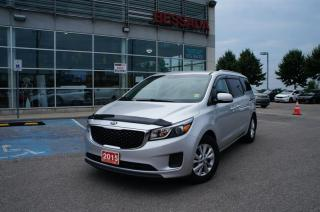 Used 2015 Kia Sedona LX Plus at for sale in Pickering, ON