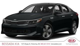 New 2018 Kia Optima Hybrid EX Premium for sale in Pickering, ON