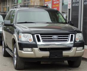 Used 2010 Ford Explorer Eddie Bauer for sale in Etobicoke, ON
