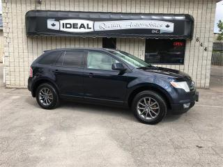 Used 2008 Ford Edge SEL for sale in Mount Brydges, ON
