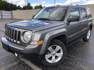 Used 2012 Jeep Patriot North Edition 2WD for sale in Cayuga, ON