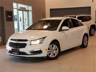 Used 2015 Chevrolet Cruze LT-AUTO-CAMERA-REMOTE START-NEW TIRES for sale in York, ON