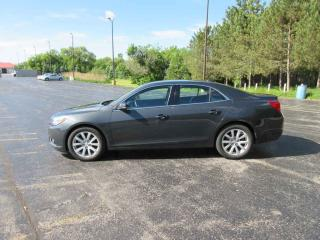 Used 2014 Chevrolet Malibu 2LT FWD for sale in Cayuga, ON