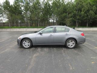 Used 2012 Infiniti G37X  AWD for sale in Cayuga, ON