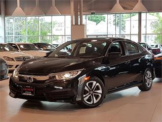Used 2016 Honda Civic Sedan LX-CAMERA-BLUETOOTH-ONLY 28KM for sale in York, ON