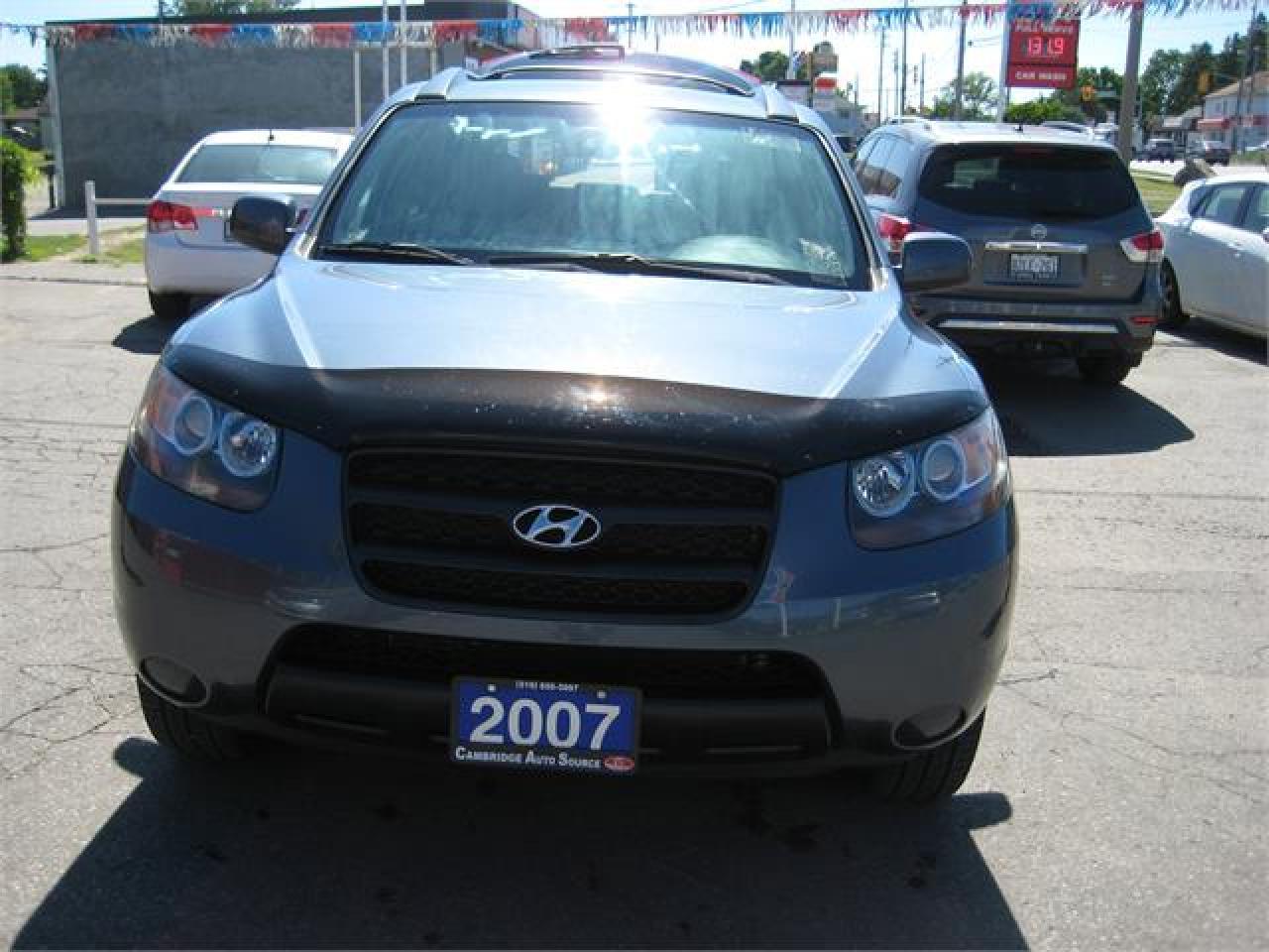 Used 2007 Hyundai Santa Fe Gl Premium 7pass For Sale In