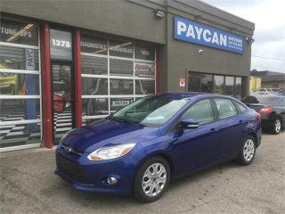 Used 2012 Ford Focus SE for sale in Kitchener, ON