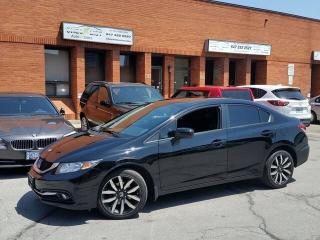 Used 2015 Honda Civic Touring for sale in Toronto, ON