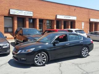 Used 2015 Honda Accord Sport for sale in North York, ON