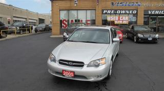 Used 2005 Subaru Legacy 2.5 i Limited/SUNROOF/AWD/LEATHER for sale in North York, ON