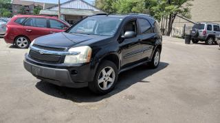 Used 2005 Chevrolet Equinox LT for sale in Mississauga, ON